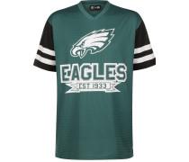NFL Contrat leeve Overized Philadelphia Eagle Herren T-hirt grün