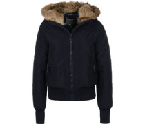 Rich Look Bomber W Winterjacke blau