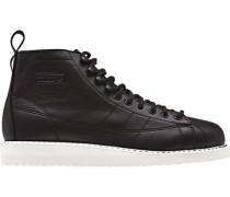 Superstar Boot W Schuhe Damen schwarz EU