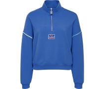 Cia Damen Sweater blau