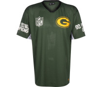 NFL Overized Green Bay Packer Herren T-hirt grün