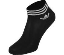 Trefoil Ankle Hc Socken schwarz