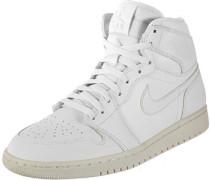 1 Retro High Premium Schuhe grau beige