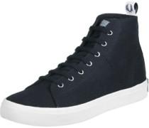 Ellesmere Mid Canvas W Casual Schuhe blau blau