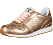 Titan Metallic Schuhe Damen gold pink