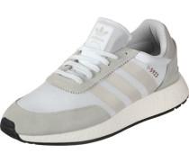I-5923 Lo Sneaker Schuhe weiß grau weiß grau