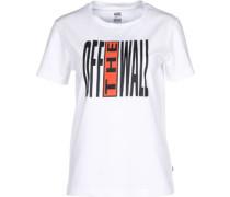 Legend Stamp Basic Crew W T-Shirt weiß