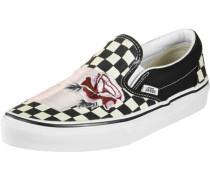Classic Slip-On Schuhe schwarz EU