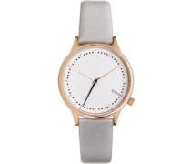Estelle Classic Uhr grau