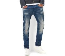 3301 Slim Jeans Herren medium aged EU