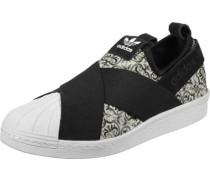 Superstar Slip On W Schuhe Damen schwarz weiß EU
