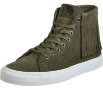 Sk8 Hi Moc Schuhe grün