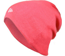 Original Basic Long Knit 2 Beanie pink