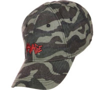 Curved Savage Snapback camo