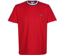 T-Shirt Herren rot acoste T-Shirt Herren rot L