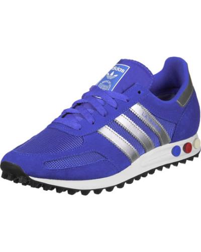 Billige Finish Bester Günstiger Preis adidas Herren La Trainer Running Schuhe blau blau Günstig Kaufen Besuch BIAYeew