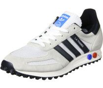 La Trainer Og Schuhe weiß beige