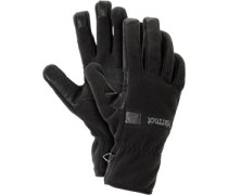 Windstopper Handschuhe schwarz