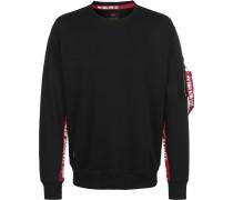 RBF Inlay Herren Sweater schwarz