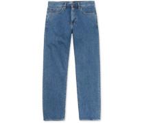 Pontiac Jeans blue stone bleached