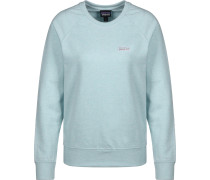 Pastel P-6 Label Ahnya Damen Sweater atoll blue
