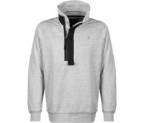 Epral Sweater grau eliert