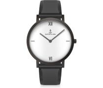 Pure Lux Uhren Uhr schwarz schwarz