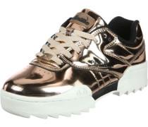 Plativo W Schuhe gold