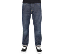 Ed-45 Loose Tapered Jeans granit/load wash