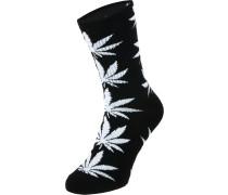 Plantlife Crew Socken weiß