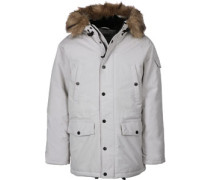 Anchorage Parka grau