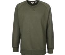 Original Crew Sweater oliv
