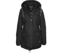 Jane Winterjacke Damen schwarz