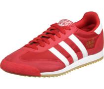 Dragon Og Schuhe rot weiß