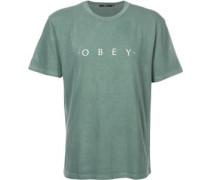 Nove T-Shirt grün