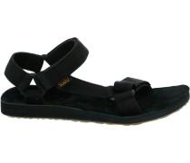Original Universal Leather Sandalen Herren schwarz