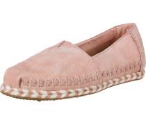 Alpargata Nubuck W Schuhe Damen pink EU