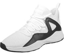 Formula 23 Schuhe weiß schwarz