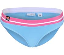 Sara Damen Bikini Unterteil blau