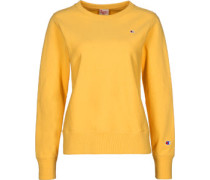 Crewneck W weater Damen orange EU