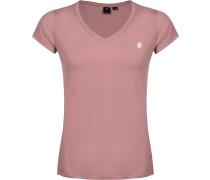 Eyben slim T-Shirt Damen pink