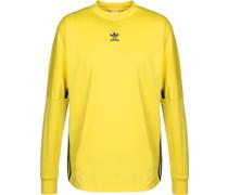 Auth Goalie Jersey Longsleeve Herren gelb neon EU