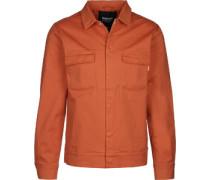 loan Jacke orange