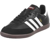 Samba Schuhe schwarz weiß