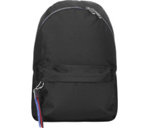 Logo Tape Daypacks Rucksack schwarz schwarz