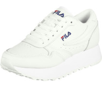 Orbit Zeppa L W Schuhe weiß