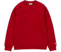 Chase Sweater blast red