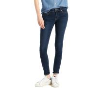 711 Skinny Jeans Damen city blue dark indigo