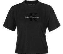 Teco-11 True Icon W T-Shirt schwarz