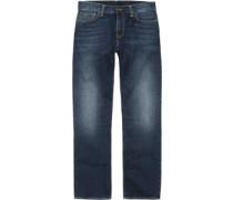 Davies Otero Jeans blue natural dark wash